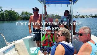 """Photo of FIRST EVER AIR BNB EXPERIENCE IN THE FLORIDA KEYS """"SANDBAR FUN IN THE SUN PARTY"""""""