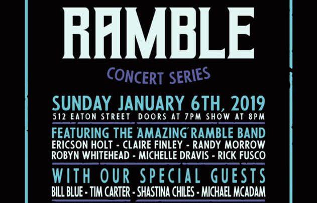 Photo of The Sunday Ramble Band