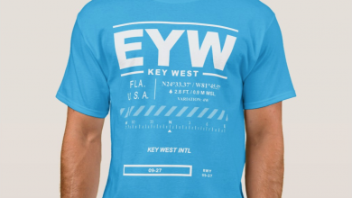Photo of EYW T-Shirt Key West Airport