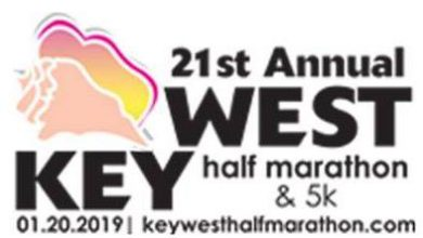 Photo of 21st Annual Key West Half Marathon and 5K