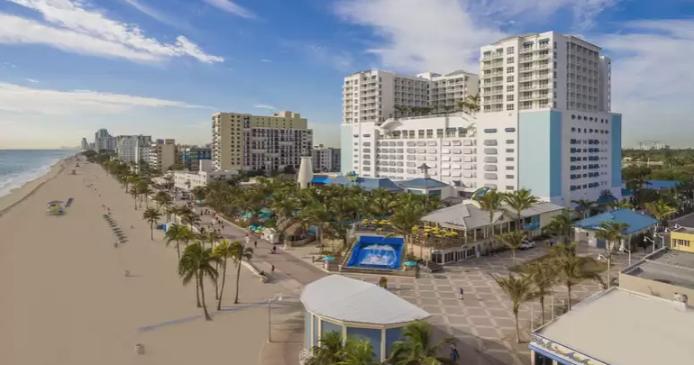 Photo of Private sale: save 10% Margaritaville Hollywood Beach Resort