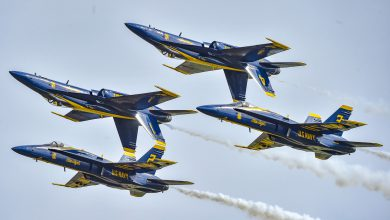Photo of Blue Angels Fort Lauderdale Air Show 2019 – Double Farvel video