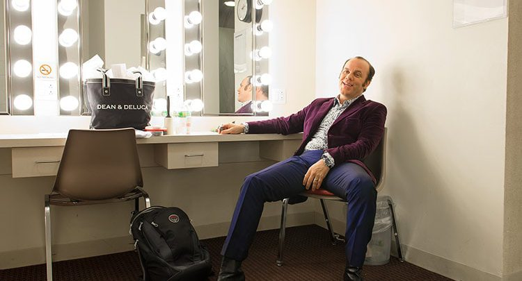 Photo of Comedian Tom Papa – Key West – February 2020