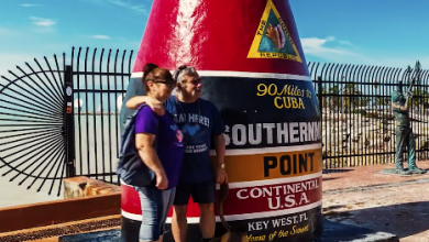 Open Key West Southernmost Point Buoy