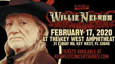 Willie Nelson Key West FL February 17 2020