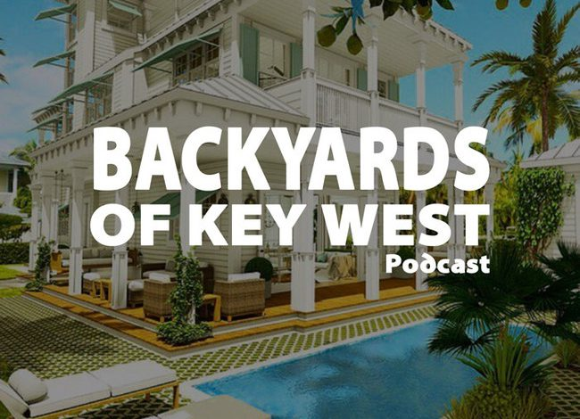 Backyards of Key West