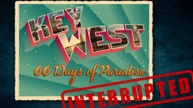 66 Days of Paradise Interrupted