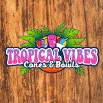 Tropical Vibes Cones & Bowls