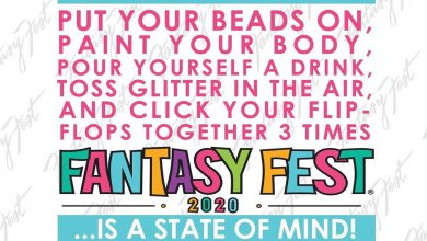 FantasyFest 2021 - Save The Date