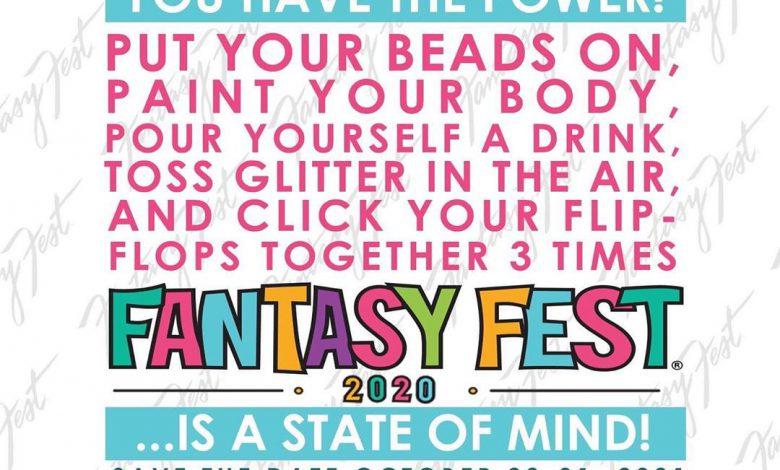 FantasyFest 2021 - Save The Date