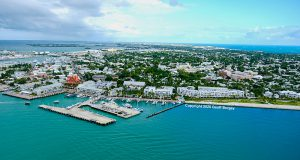 Key West Aerial shot - 2020
