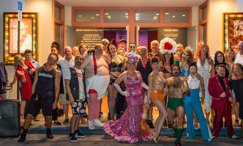Big Bawdy Burlesque Show