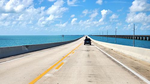 Overseas Highway - 7 Mile Bridge