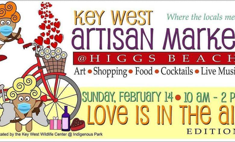 Key West Artisan Market Feb 14, 2021