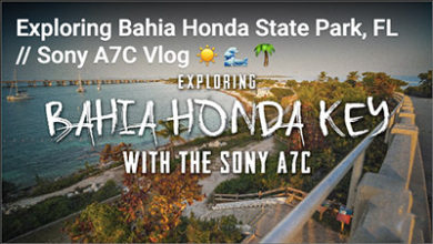 Exploring Bahia Honda with Chad Ainsworth