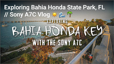 Exploring Bahia Honda with Chad Ainsworth
