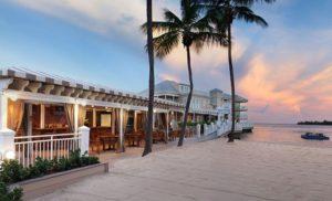 Beach Bar at the the Pier House resort & Spa, Key West, FL