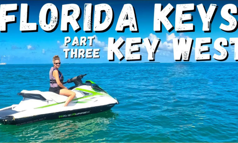 Ultimate Florida Keys Roadtrip with Newstate Nomads