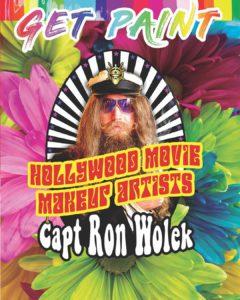 Capt Ron Wolek. - Key West - Body Painter - FantasyFest