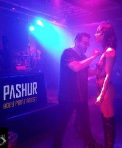 Pashur Body Painter - Key West Fantasy Fest